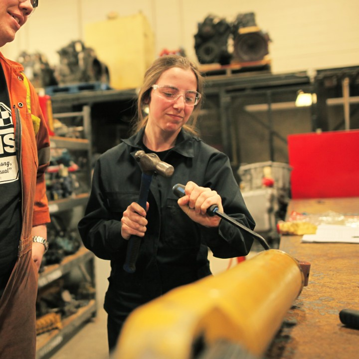 Skills And Trades Training Cambrian College