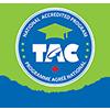 TAC National Accredited Program Logo PNG