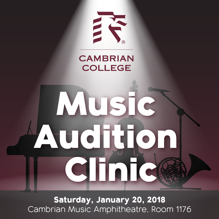 Music Audition Clinic