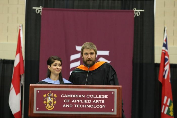 3000 Students Graduate From Cambrian College During