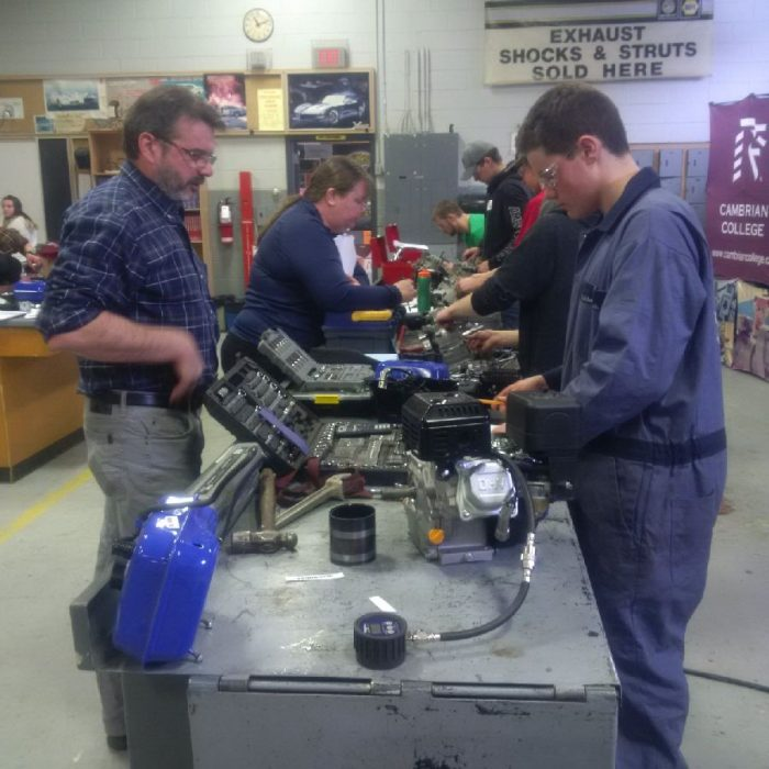 High School Skills Competition   Cambrian College