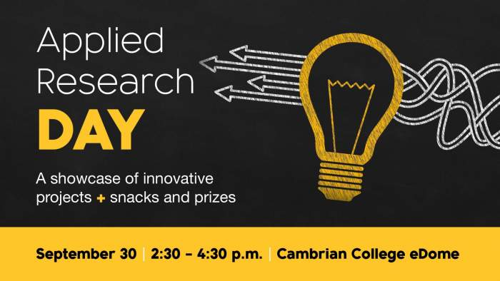Applied Research Day 2019