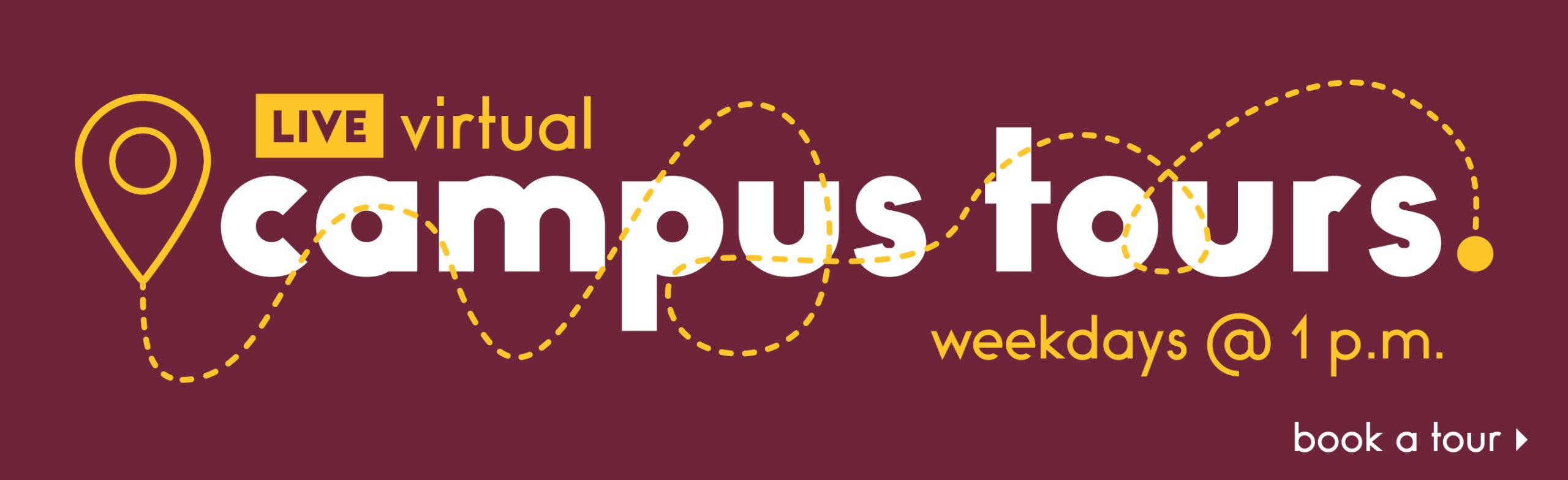 Live Campus Tours